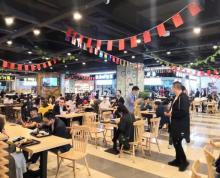 (出租)金鸡湖商业广场,难得出来的小面积商铺,租金便宜,适合餐饮