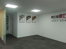 珠江路华利国际大厦110平办公