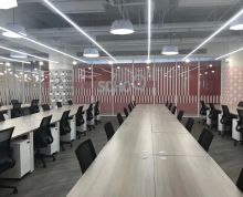 奥体地标 新地中心 大开间 服务式 联合办公 地铁口 图片真实
