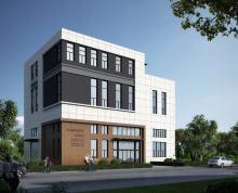 500平起 面积多种 2层 3层标准化厂房 花园环境办公