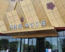 (出租)南京万达茂国际街C座纯办公写字楼出租大面积毛培几间打通