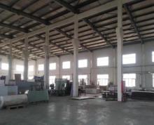 江宁区陶吴工业园3000平 标准厂房出租 层高10米