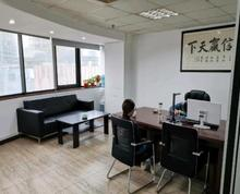 市中心低价纯办公楼,空调免费供应