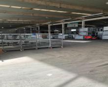 (出租)3500平800平分割,电力充足,框架机构,一手合同卸货雨棚