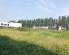 (出租)土地10亩,边上有小河,可种植,也可做其他用,租赁1万/年