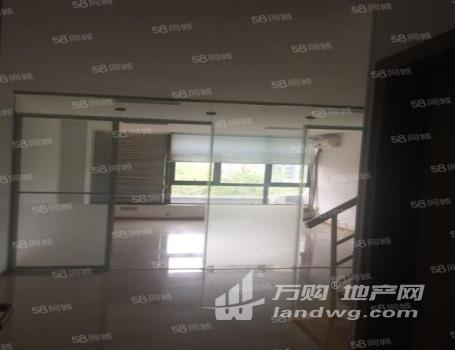 (出租)(专业写字楼)邗江中路 联合广场 65加43平挑高 精装多套