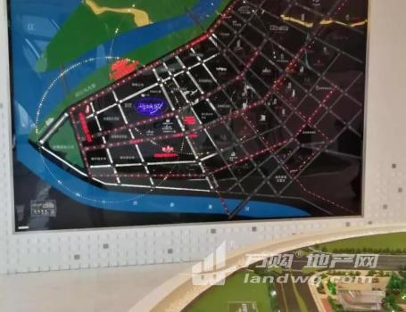 世茂海峡城 繁华沿街商铺 南京眼 青奥村 有轨电车 一铺养三代