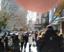 (出租)新街口商圈中山南路现代大厦4楼临街旺铺出租位置非常好人流量大
