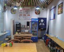 (转让)个人非中介 宝龙24街好位置特色餐饮小吃店旺铺转让