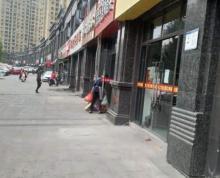 出租江宁上坊商业街店铺