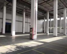 (出租)出租太仓6000平米高台库,场地大。
