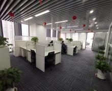 河西元通双地铁核心(南京金融城)精装带家具 5A标杆总部优选