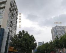 (出租) 银泰商务中心 朝东双阳台 宽敞明亮 民用水电 临城南快速通道