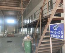 (出租)小庙工业区5000平方单层钢架厂房出租大理石地面