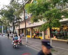 (出租) 龙蟠路与锁金南路附近烫金旺铺,门宽7米