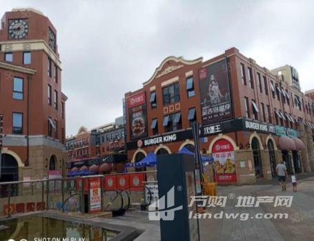 (出售)迈皋桥小庄广场商铺挑高二层小区大门口业态多样