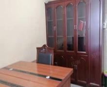 (出租)金融城精装办公室出租,80平方3000一个月,有桌椅