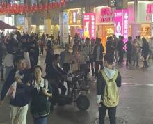 (出租)必租神铺!!义乌小商品城 沿街重餐饮 十字路口 业态不限