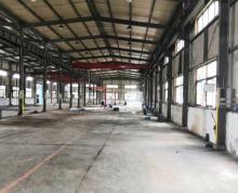 (出租)邗江北江阳工业园标准厂房3500平行车20吨10吨重工业机械