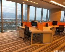 (出租)融侨中心 接待装修 500平 高层看江 精装带设备