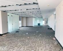 (出租)德基大厦 全新装修 超大开间 业主直租 物业自持 落地窗