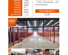 非中介,优质仓库出租,APP管仓(面积灵活,1平米起租)
