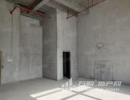 (出售)现房新都路上沿街一楼商铺6米挑高 129 单价21000