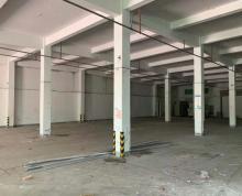 (出租)九江路一楼2330平标准厂房两个独立大门车位充足电量大