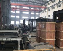崇川区新出21000平 单一层机械厂房有10吨行车 价格便宜