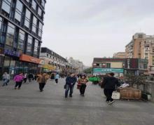 (出售)天印山菜场旁天印大道临街纯一楼门宽8米餐饮门面年租