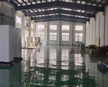 (出租)友谊工业园新出独栋950平单层厂房车间环氧地坪