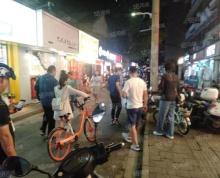 (出租)吾悦广场乐业村临街旺铺出租市口非常好人气非常火爆美食一条街