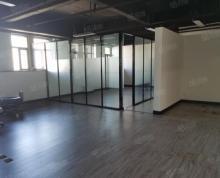 (出租)万达商圈颐高150平米平层有玻璃隔断随时看房