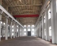 (出租)洛社洛州路独立一栋三跨车间机械厂房3000平方形象好场地大