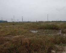 太仓沙溪一手物流用地 60万一亩 有税收要求