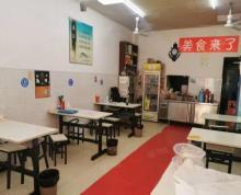 (转让)((优选)) 北城繁华地段学校对面旺铺饭店转让