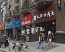 江宁区东山镇纯一楼沿街门面房 独立产权 旺铺出售