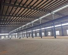 新独栋钢结构厂房 配有5吨,10吨行车 大车进出方便