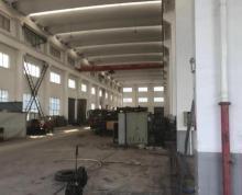 (出租) 新北汤庄新出独门独院单层标准行车厂房8500平米