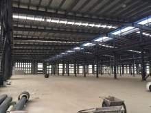 陶吴工业园标准单层厂房2600平出租有行车