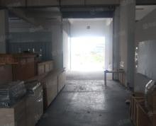 (出租)主干道旁标准框架厂房出租1100方