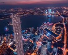 (出售)九龙仓国金中心办公楼限量发售,230平起,可观湖景,车位充足生成房源报告