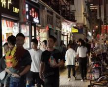 (出租)栖霞区1号线迈皋桥沿街餐饮商铺 离地铁口100米 人流不断