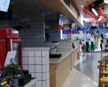 (出租)鼓楼区虹桥中心临街餐饮旺铺招租业态不限可分割租金便宜可办证